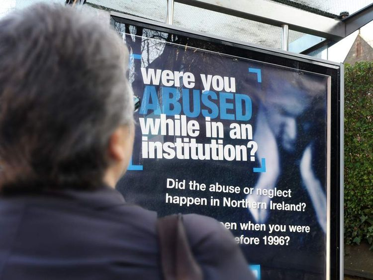 Abuse victims urged to come forward
