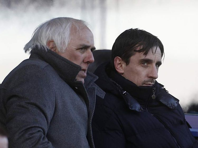 Neville Neville arrested
