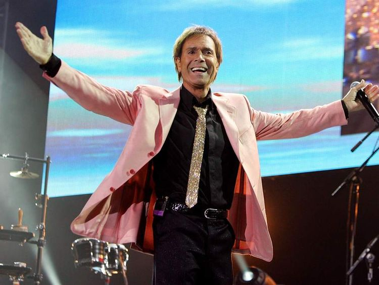 Cliff Richard And The Shadows Perform At O2 Arena