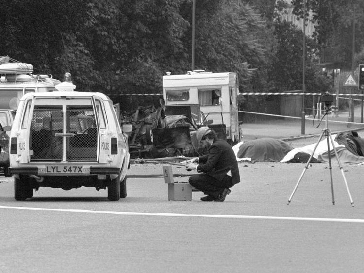 Man charged over IRA Hyde Park Bomb