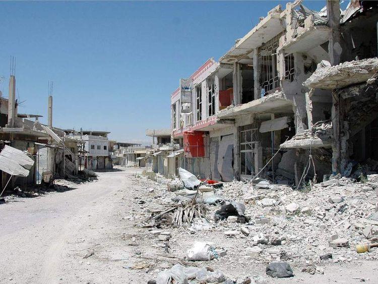 SYRIA Revolt 7