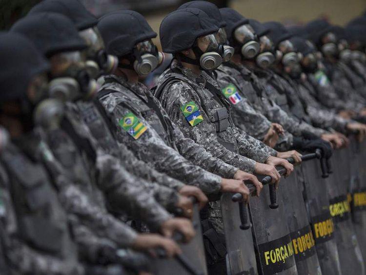 BRAZIL Protests 5