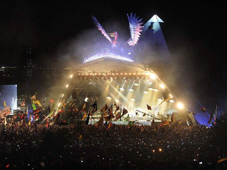 Glastonbury Festival 2013 - Day 5