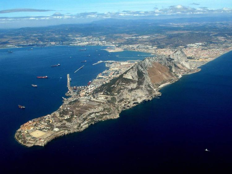 Spain accused over Gibraltar Stance