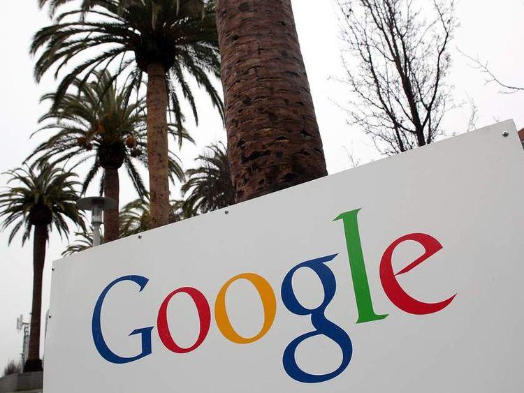 Google HQ in California