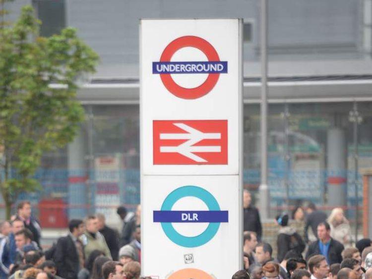 Stratford Underground and DLR