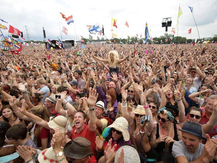 Glastonbury Festival 2014 - Day 3