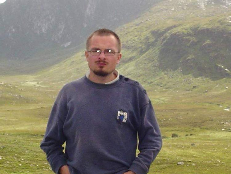 Christophe Borgye who was killed by Sebastian Bendou