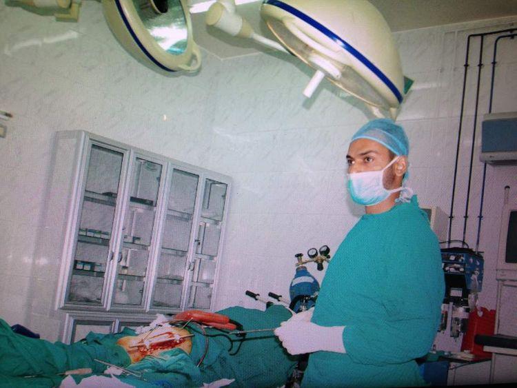 Dr Abbas Khan