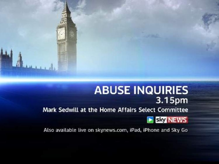 Abuse Inquiries Committee Promo