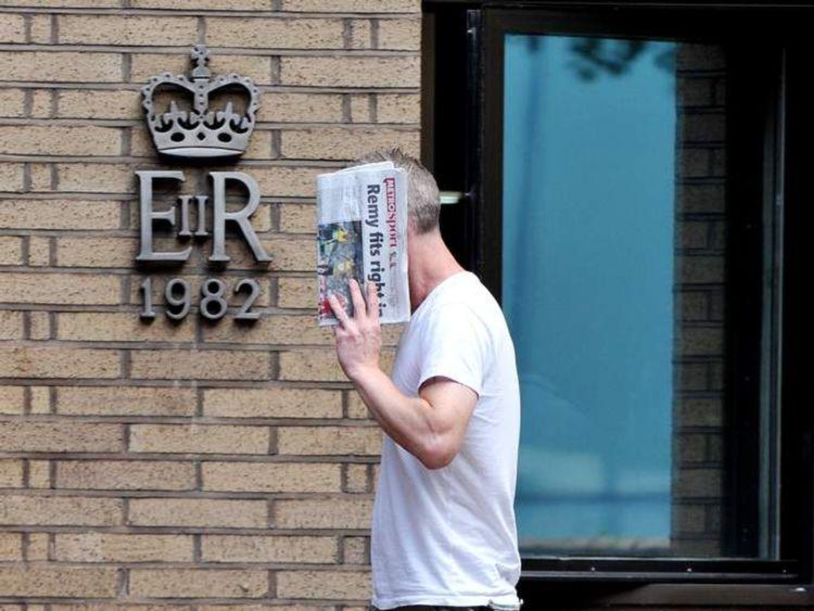 Royal Marsden fraud
