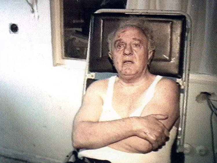 Eduard Shevardnadze After Assassination Attempt