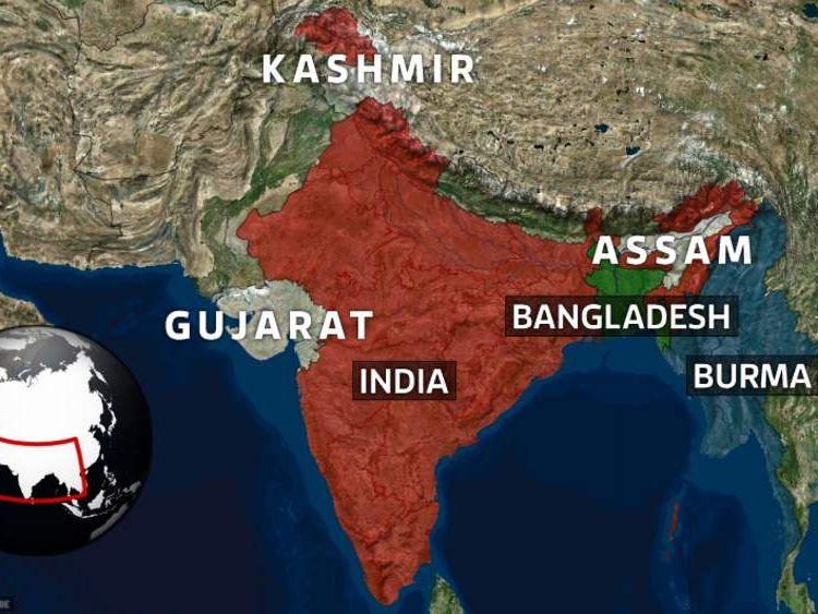 Al Qaeda group in India
