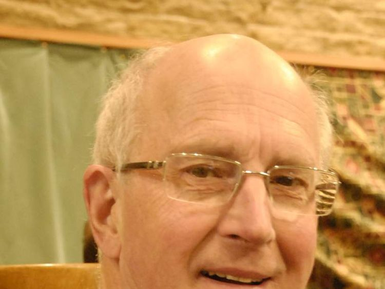 Church organist Alan Greaves murdered on Christmas Eve