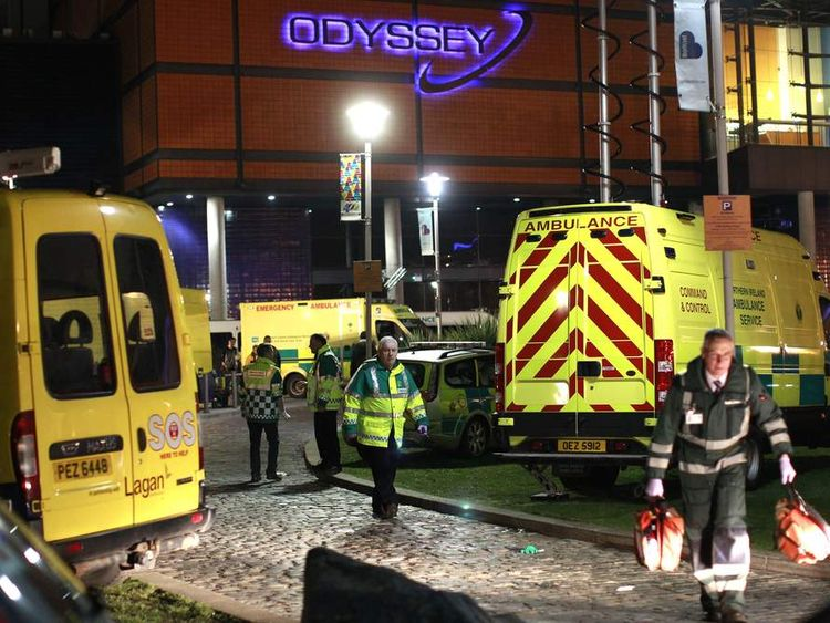 60 youngsters taken ill at concert