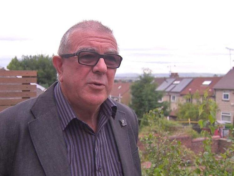 Deputy leader of Glasgow City Council Archie Graham