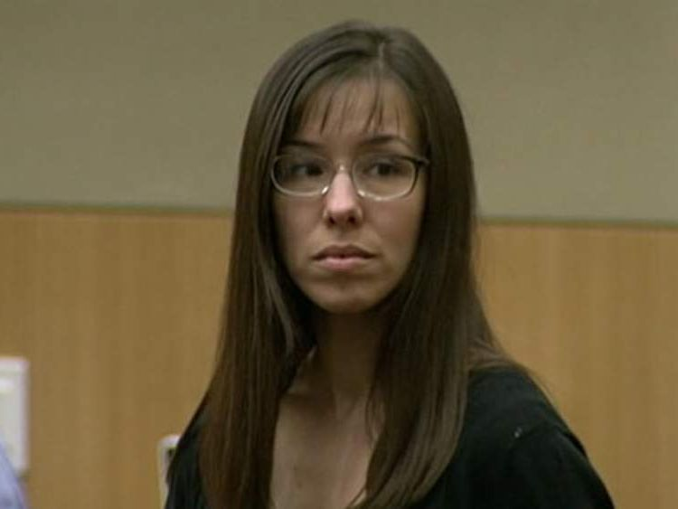 Jodi Arias ex. courtroom feed