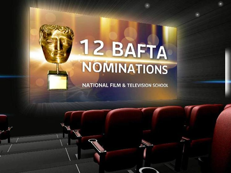 National Film and Television School at Baftas