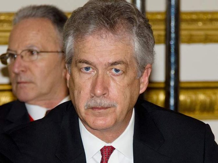 US Deputy Secretary of State Bill Burns sent to Egypt