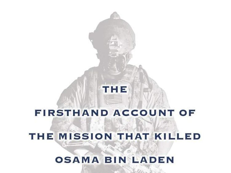 bin Laden book cover