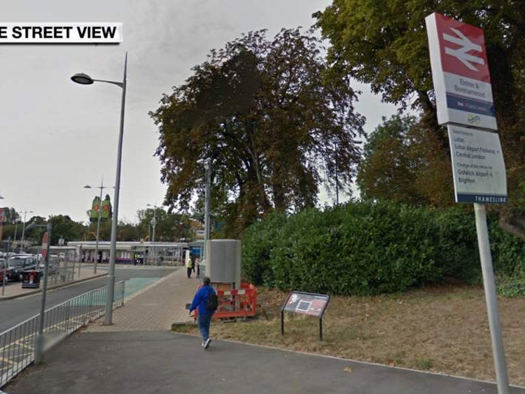 Elstree and Borehamwood railway station