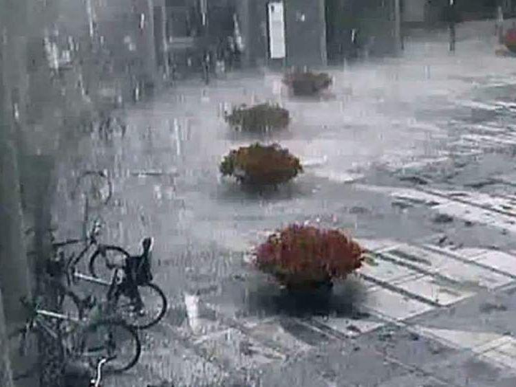 Norway explosion