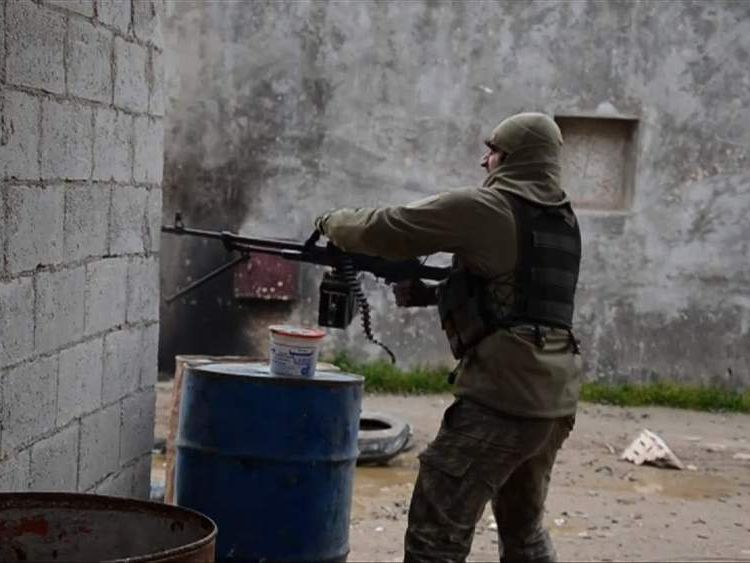 Exclusive: British jihadists fighting in Syria