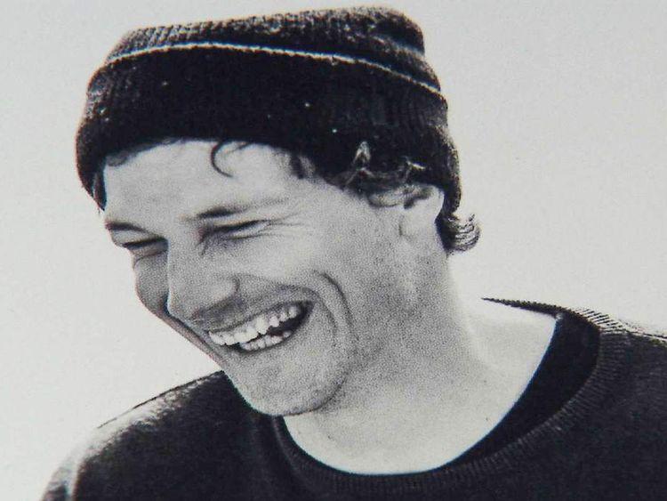 British snowboarder Nelson Pratt