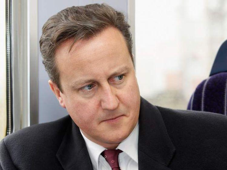 David Cameron 2011