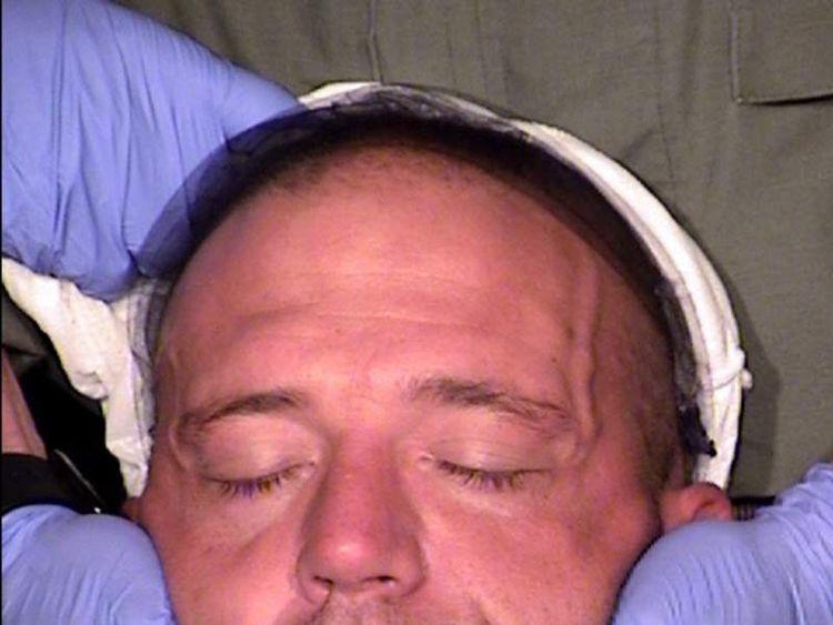 Scott Carmitchel (Las Vegas Metropolitan Police Department)