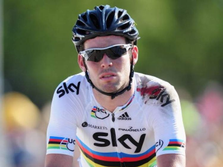 Mark Cavendish Tour of Britain