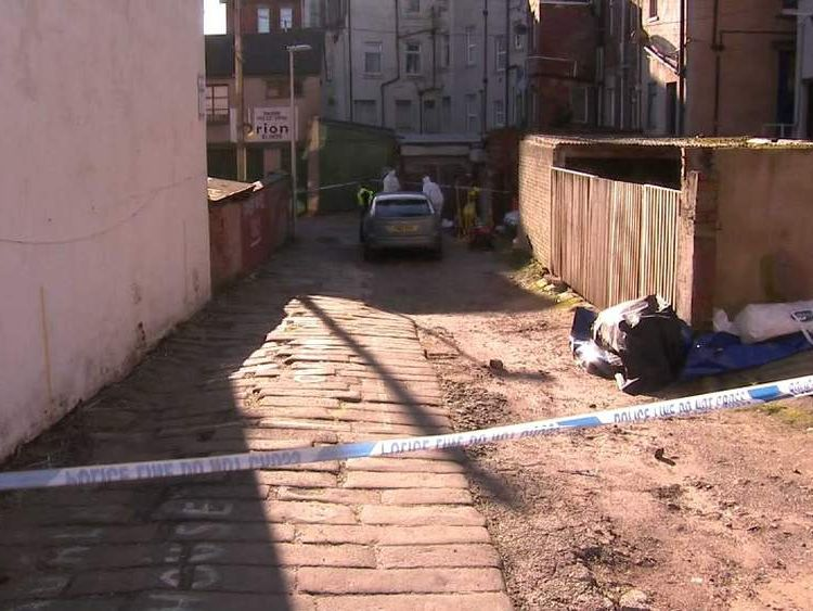 Blackpool Teenager Murder