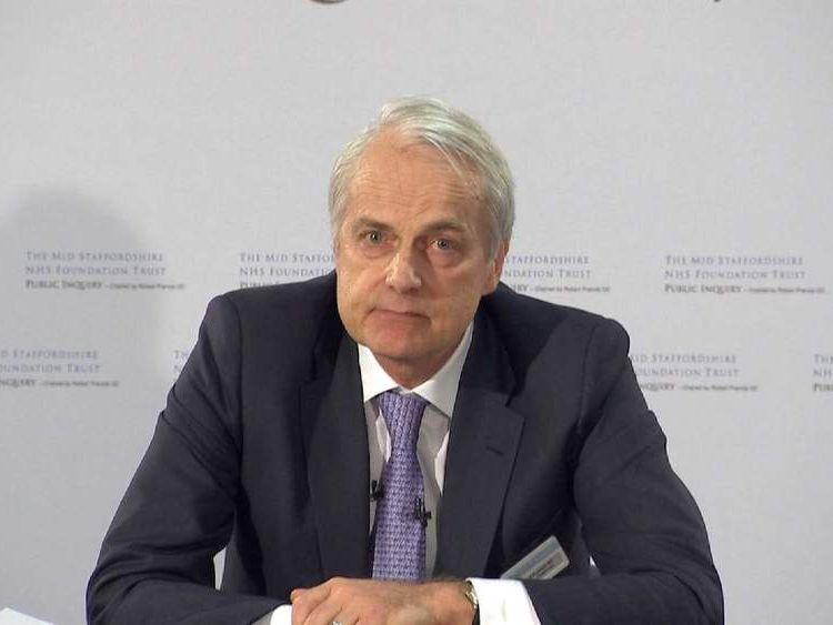 Robert Francis QC