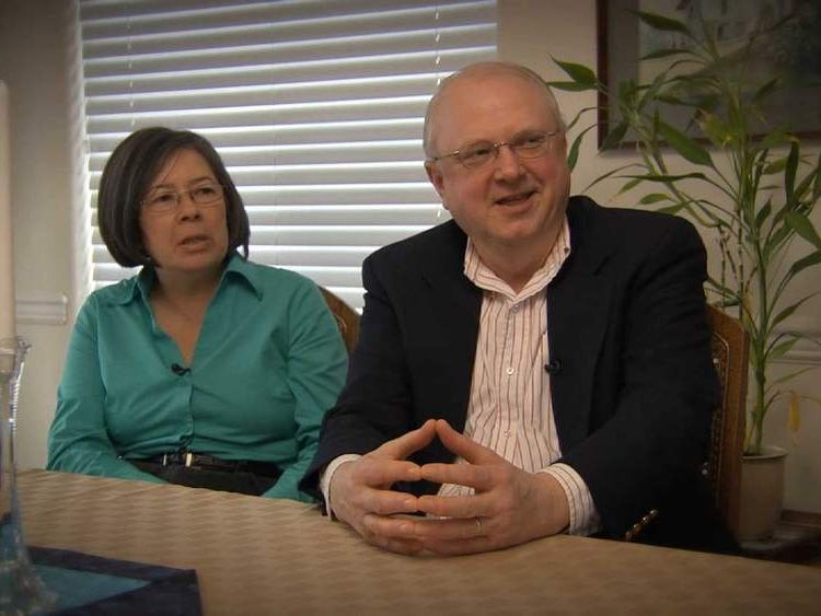 Mark and Cora Lijek