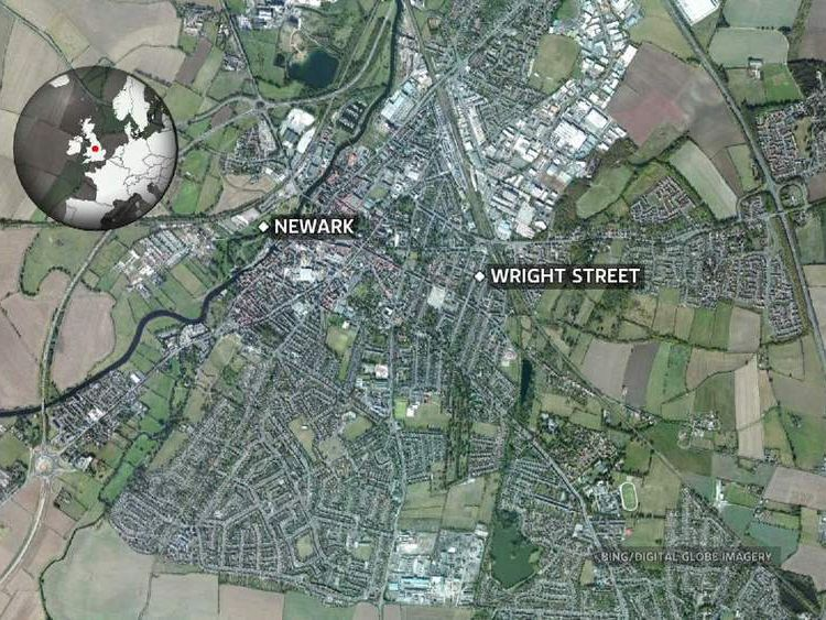Nottinghamshire house explosion