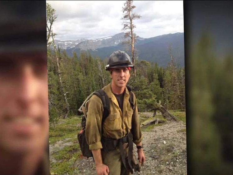 Brendan McDonough member of the Granite Mountain Hotshots team