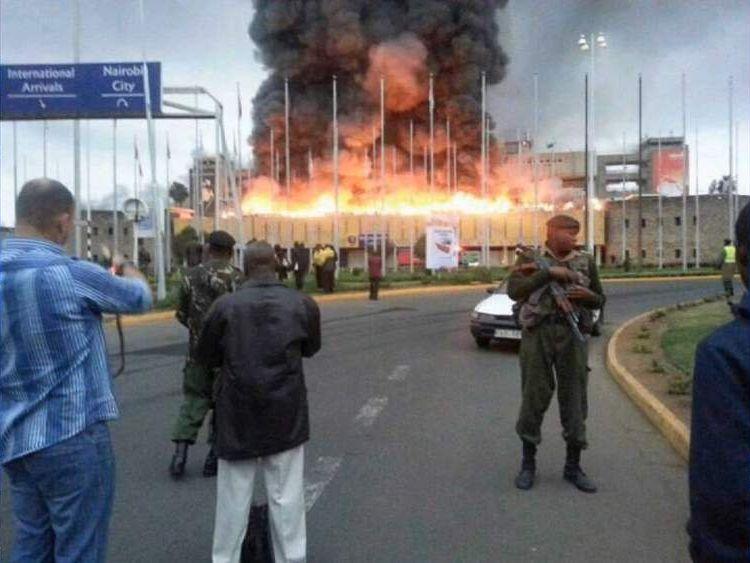 Kenya Fire
