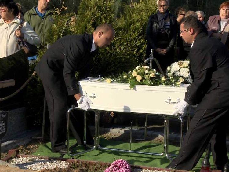 Daniel Pelka funeral