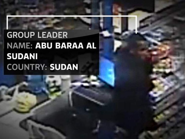 Kenya shopping centre attacker Abu Baraa al Sudani
