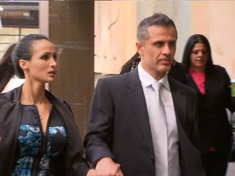 Sydney murder trial Simon Gittany