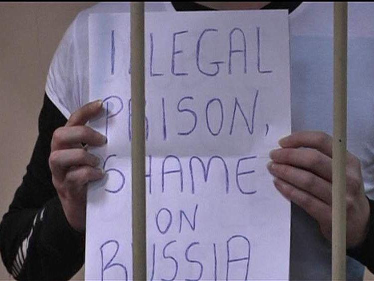 Greenpeace activist Brazilian  Ana Paula Alminhana Maciel granted bail in Russia