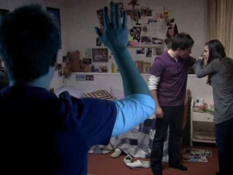 Domestic violence TV advert