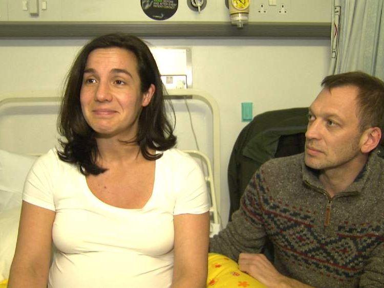 Nikki Cornfield Expectant Mum