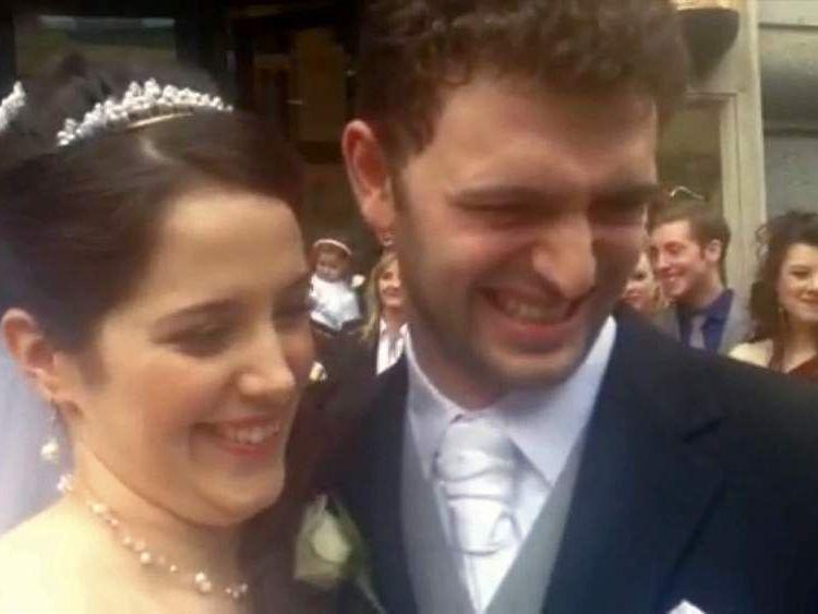 Louisa Hodkin and Alessandro Calcioli