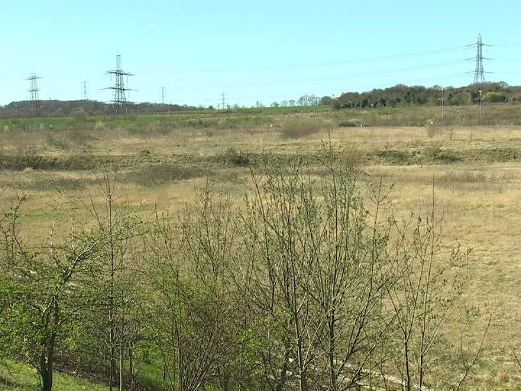 Ebbsfleet in Kent chosen as new garden city with 15,000 homes