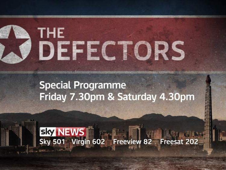 The Defectors - Sky News Special Programme
