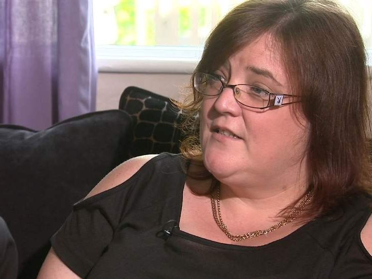 Former student of Ann Maguire, Julie Langton