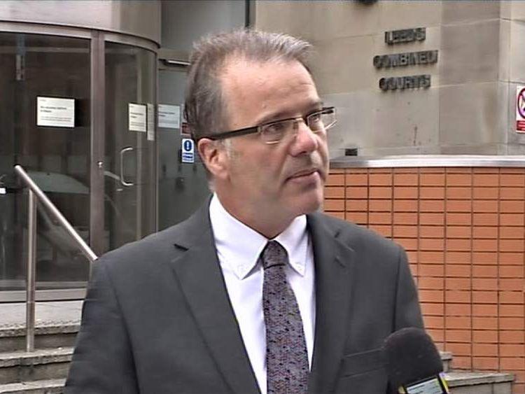 CPS spokesman Peter Mann