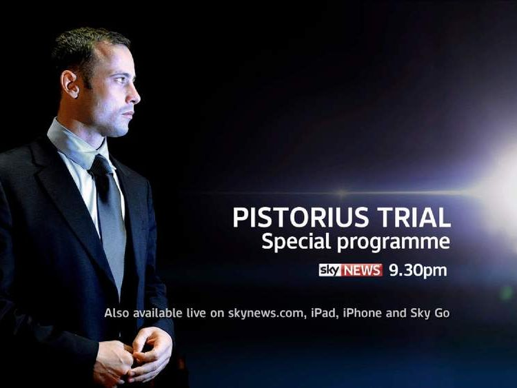 Watch a special programme on the Oscar Pistorius trial at 9.30pm on Sky News HD