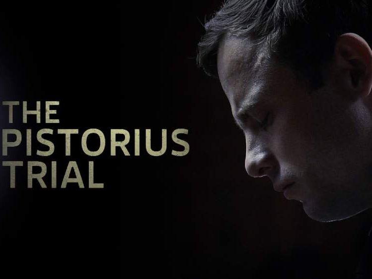Oscar Pistorius program promo